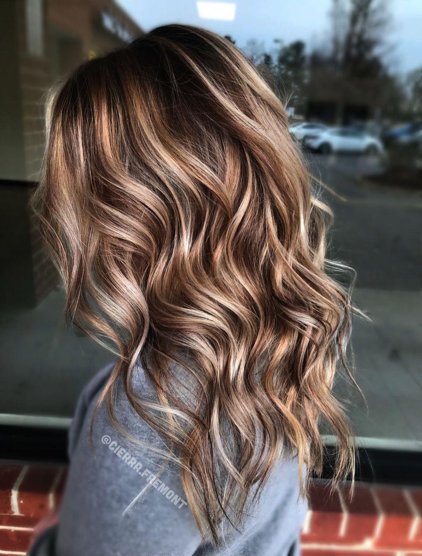 Hair Colour Ideas For 2019 Provided Hair Salon Near Me Short Hair Beneath Hairstyles Medium Length Hair Styles Balayage Hair Gorgeous Hair Color