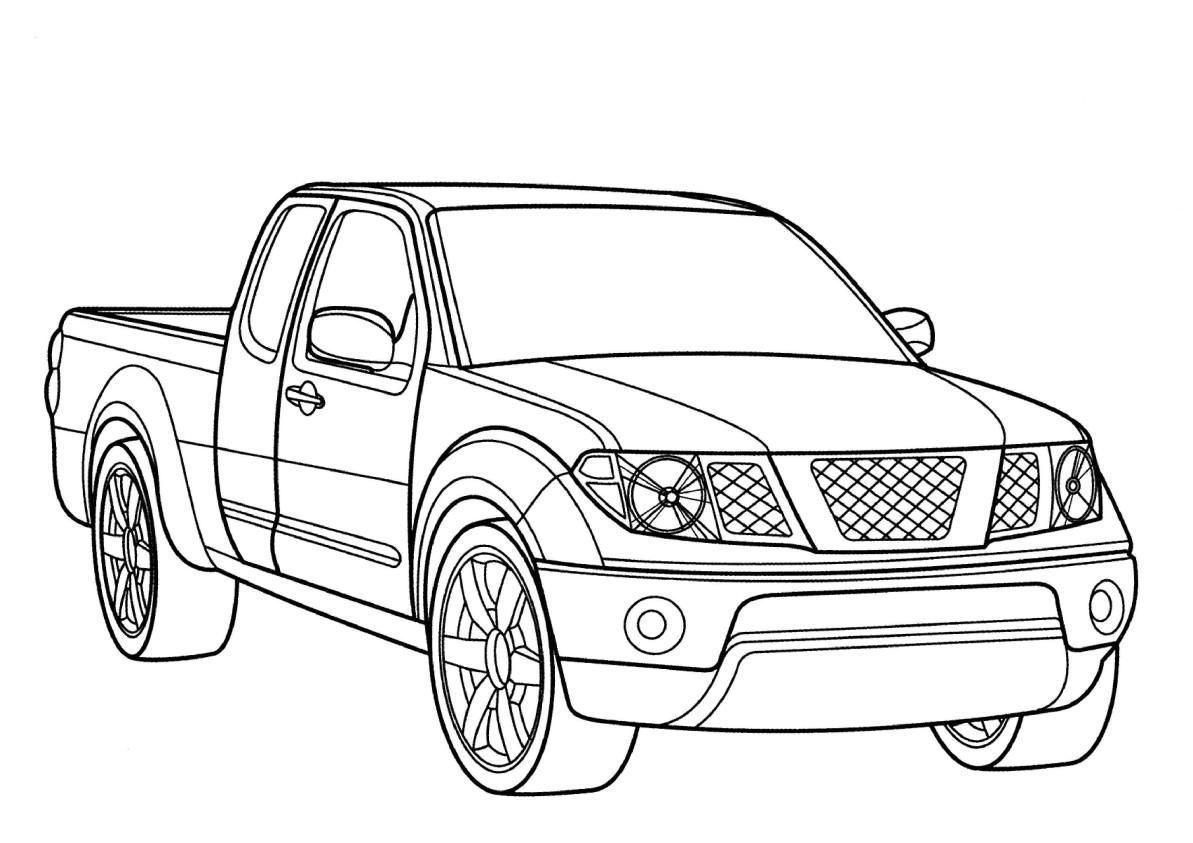 51 Coloriage Imprimer Hot Wheels In 2020 Cars Coloring Pages Truck Coloring Pages Kids Coloring Books