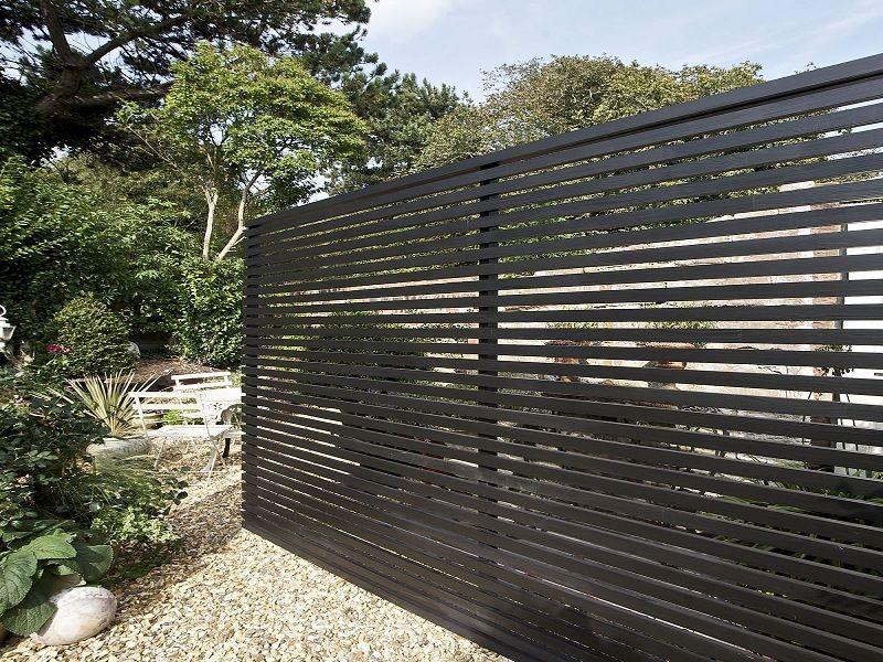 Modern Fence Ideas Design All Home Decor Modern Fence Ideas Outdoor Decoration In 2020 Wood Fence Design Wooden Fence Panels Fence Design