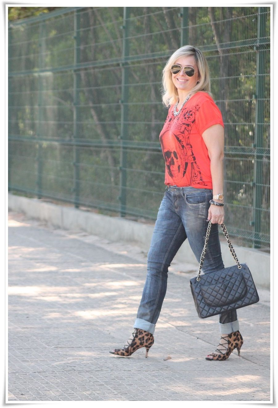 """andrea fialho jeans colcci"""