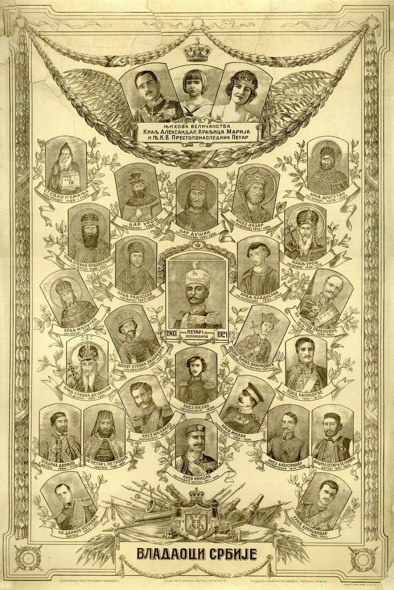 The rulers of Serbia Katarina Kaća Google+ Ancient