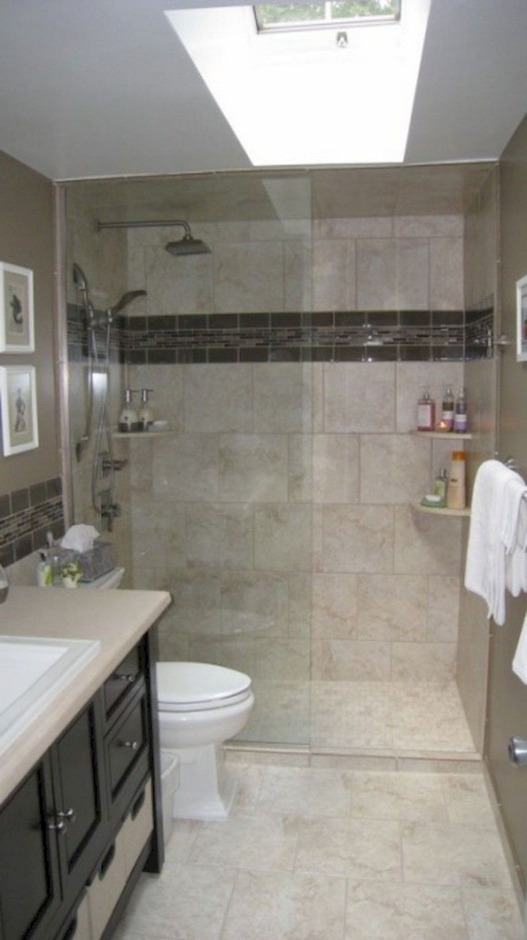 55 Beautiful Small Bathroom Ideas Remodel Small Bathroom Remodel