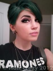 Going From Dark Brown Hair To Teal Without Bleaching Forums