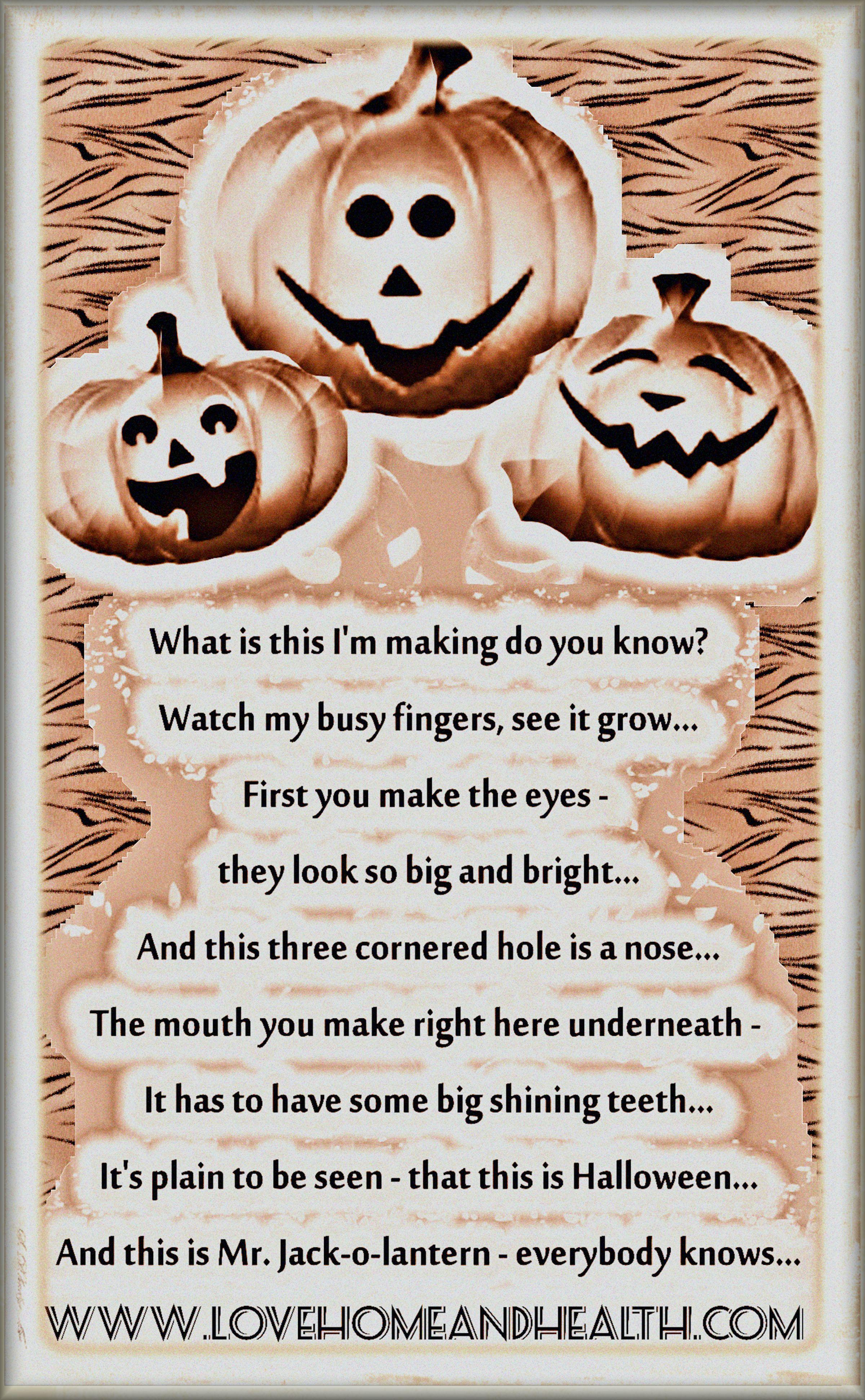 the JackoLantern Song Halloween Songs HalloweenSongs