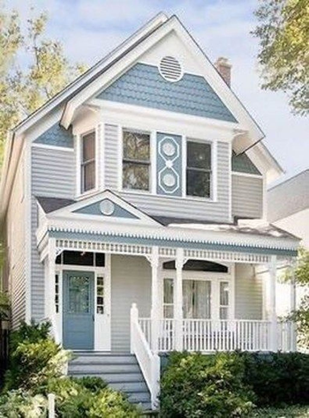 36 Stunning Victorian Farmhouse Exterior Design Ideas Housedcr Victorian Homes Exterior Cottage Exterior Colors Cottage Exterior