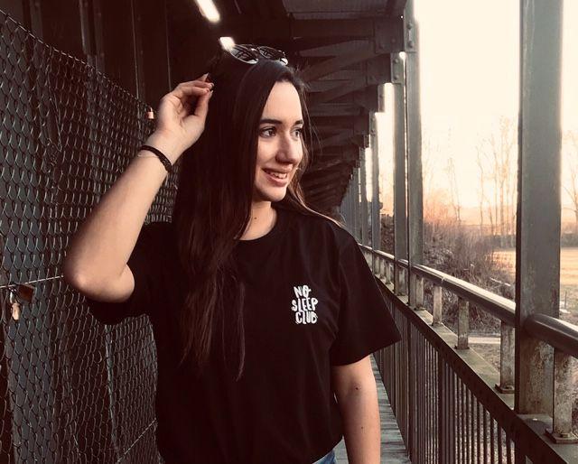 📸 @irinchenx in unserem No Sleep Club T-Shirt 💀 #ravexclothing ⚡🔊 RAVE Clothing® Online-Shop 👉 www.rave-clothing.com  #raveclothing #rave #technoclothing #elektronischetanzmusik #raven #technomusic #natureonefestival #technofestival #technofashion #technooutfit #rave #ravegirls #technogirls #afterhour #festivaloutfit #pappenheimer #technoliebe #technolove #nosleepclub #ravefashion #natureone #technofashion #technodance #technogirls #technobabes #lovetechno  #technogirl #technooutfit