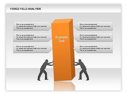 Get Force Field Analysis Diagram From Http Www Poweredtemplate