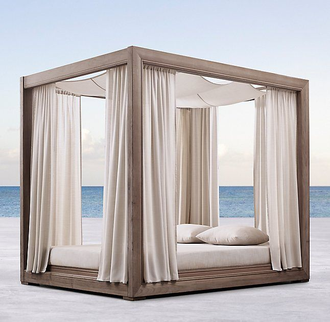 Costa Canopy Daybed Daybed Canopy Outdoor Daybed Outdoor Beds