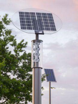 Ecolights ECOSTAR VSG mit 70 Wp Glas - Folien Solarmodul  Die Lampe in Kürze: - Solarmodulleistung: 70 Wp - Autarkzeit 12-14 Tage - Beleuchtungszeit 9 h - LED-Leuchtmittel mit Power-LEDs - Lichtfarbe: weiß  http://tinyurl.com/zahttjj