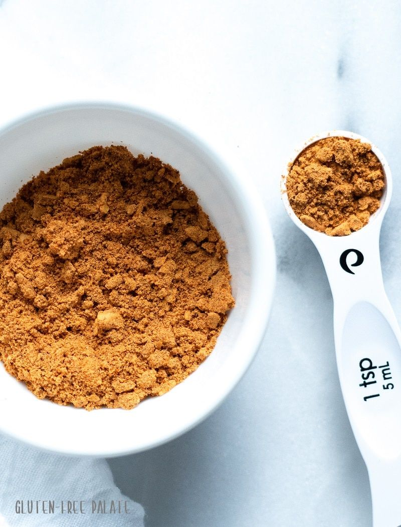 This easy homemade glutenfree taco seasoning is delicious