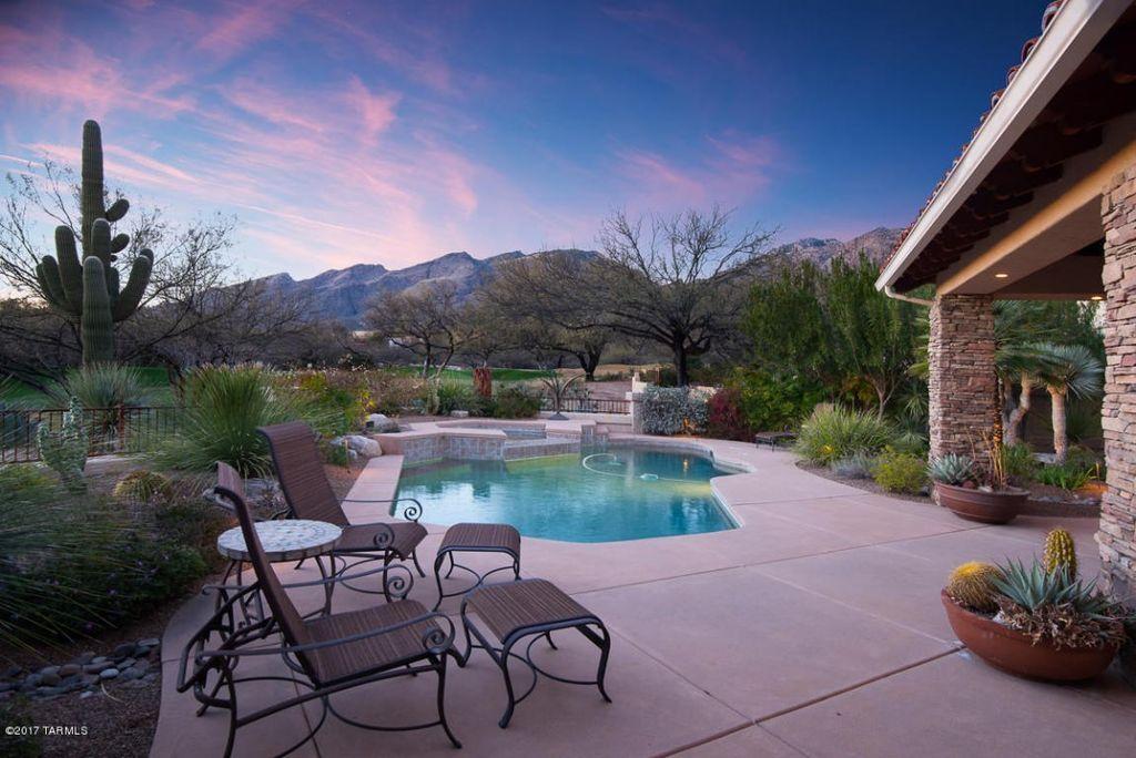 7166 E Desert Moon Loop, Tucson, AZ 85750 MLS 21704158