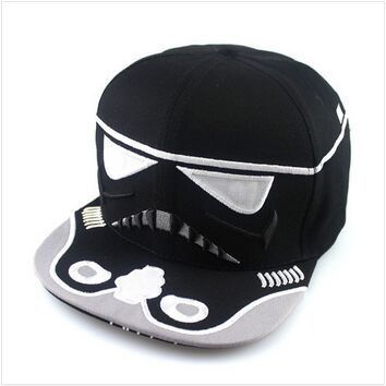 New Fashion Cotton Brand Star Wars Snapback Caps Cool Strapback Letter  Baseball Cap Bboy Hip-hop Hats For Men Women c42c71c511fe