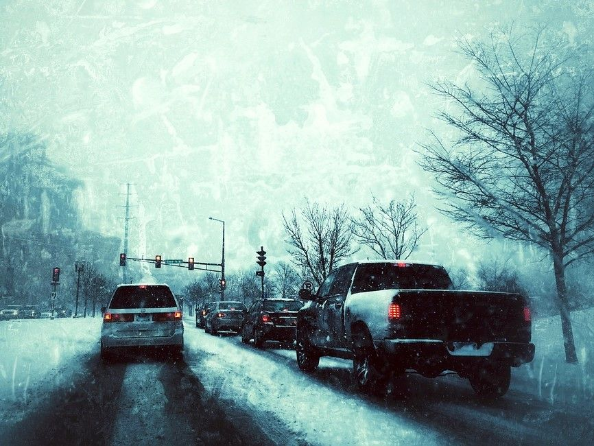 Winter Driving Safety Winter driving tips, Winter