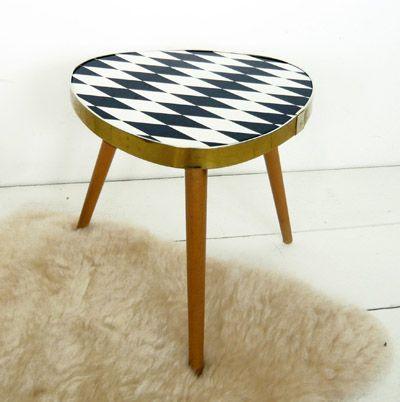 table tripode - recherche google | mobilier | pinterest