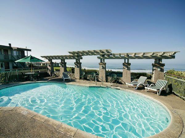 Best Western Plus Cavalier Oceanfront Resort San Simeon Central California Coast U S A