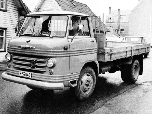 Volvo F83