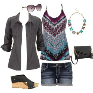 casual spring OOTW http://stylemycurves.com/outfit-of-the-week-spring-casual