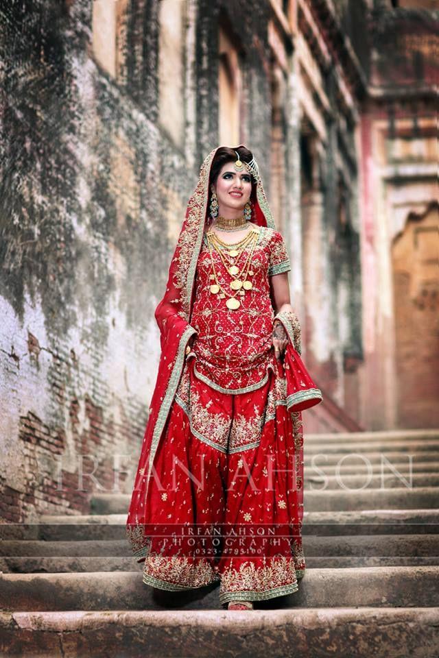 8052ca4dae89 Best Bridal Barat Dresses Designs Collection 2016-2017 | StylesGap.com