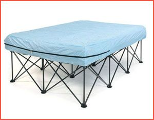 Top 5 Air Mattresses With Frames And Inflatable Mattress Frames Air Mattress Frame Mattress Frame Portable Bed
