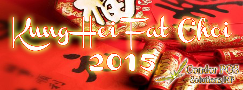 Kung Hei Fat Choi everyone from @condorpossolutionsrpinc family!