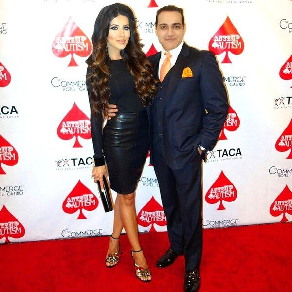 Attending an Autism Awareness Charity event at Crowne Plaza and Commerce Casino, LA