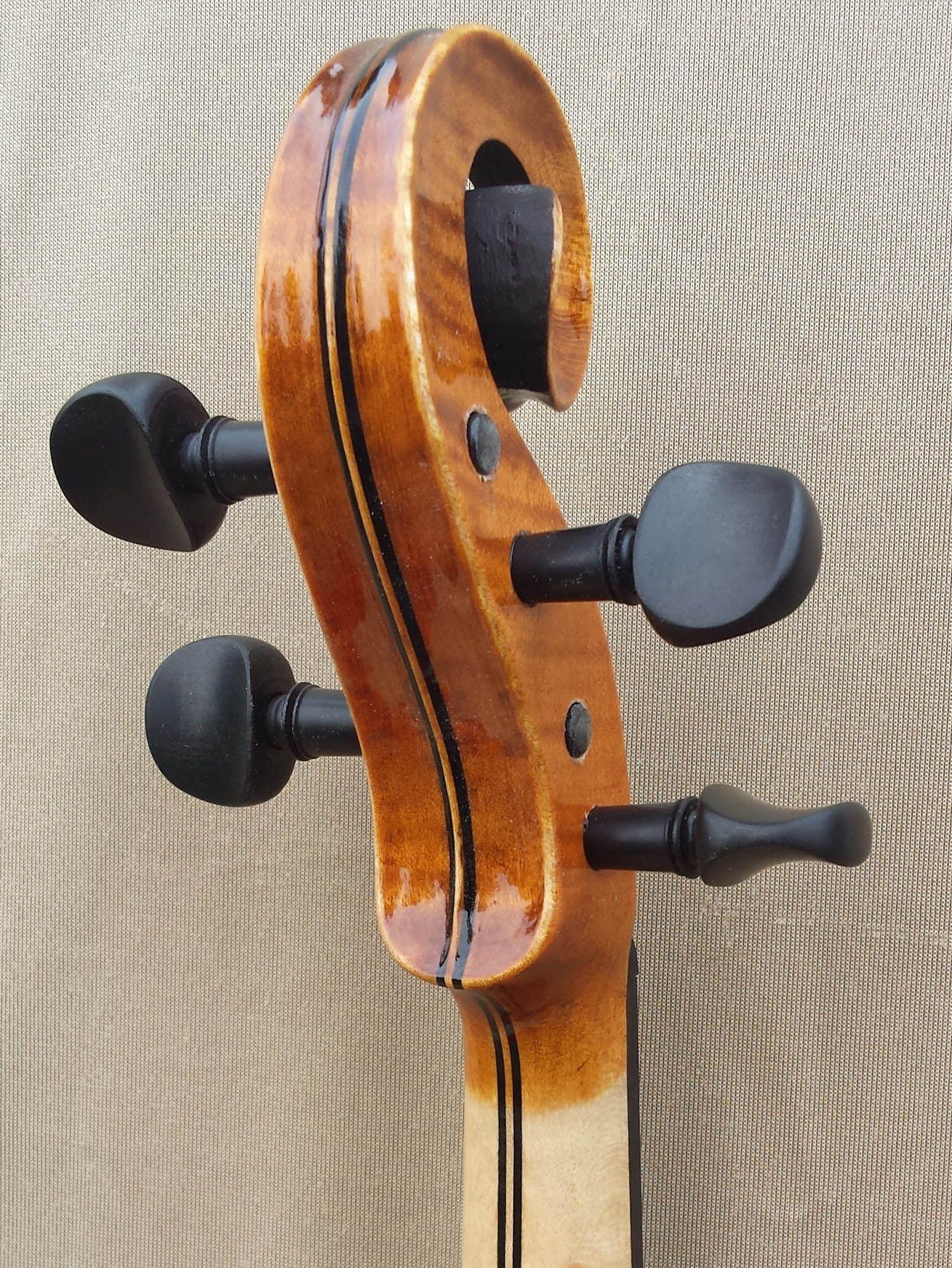 Asymmetric Violin | Tim Phillips Violins | Violin in 2019 | Violin
