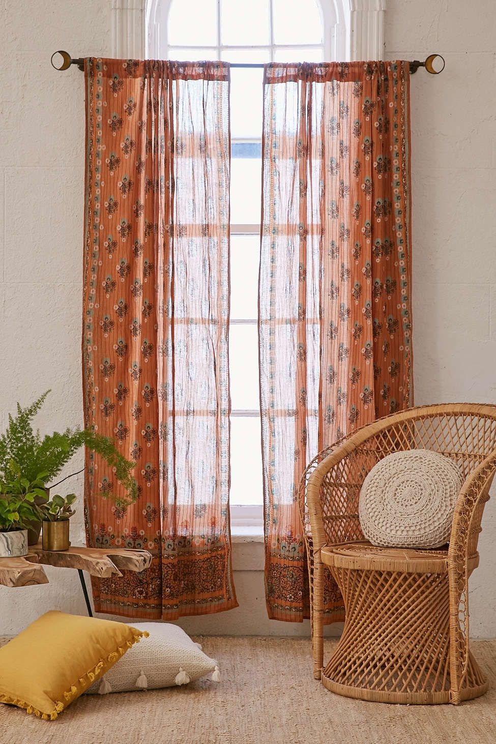 Aveline floral curtain floral curtains and house