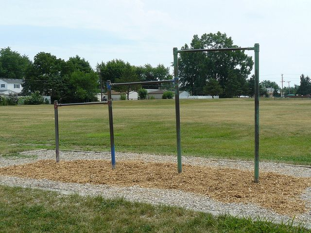 Image result for school play ground bar