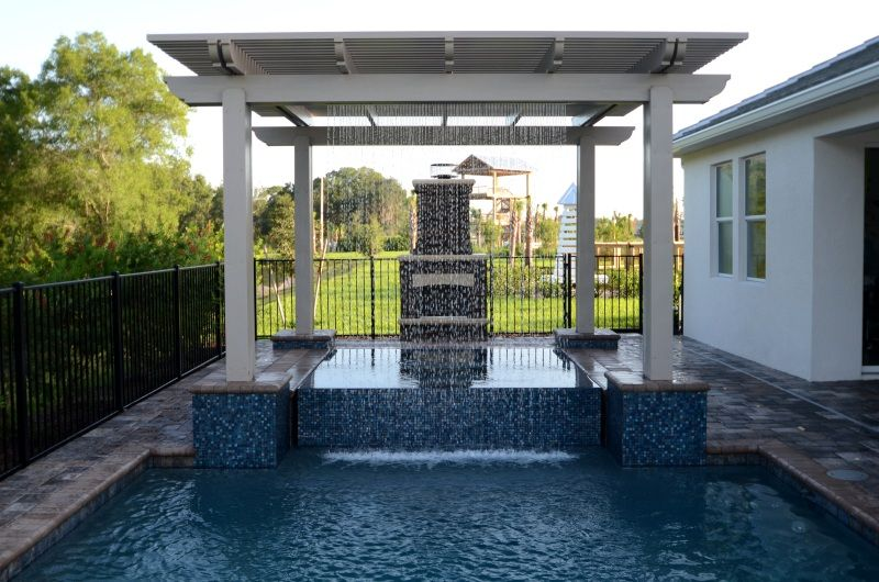 Orlando Water Features Photos Low Country Water
