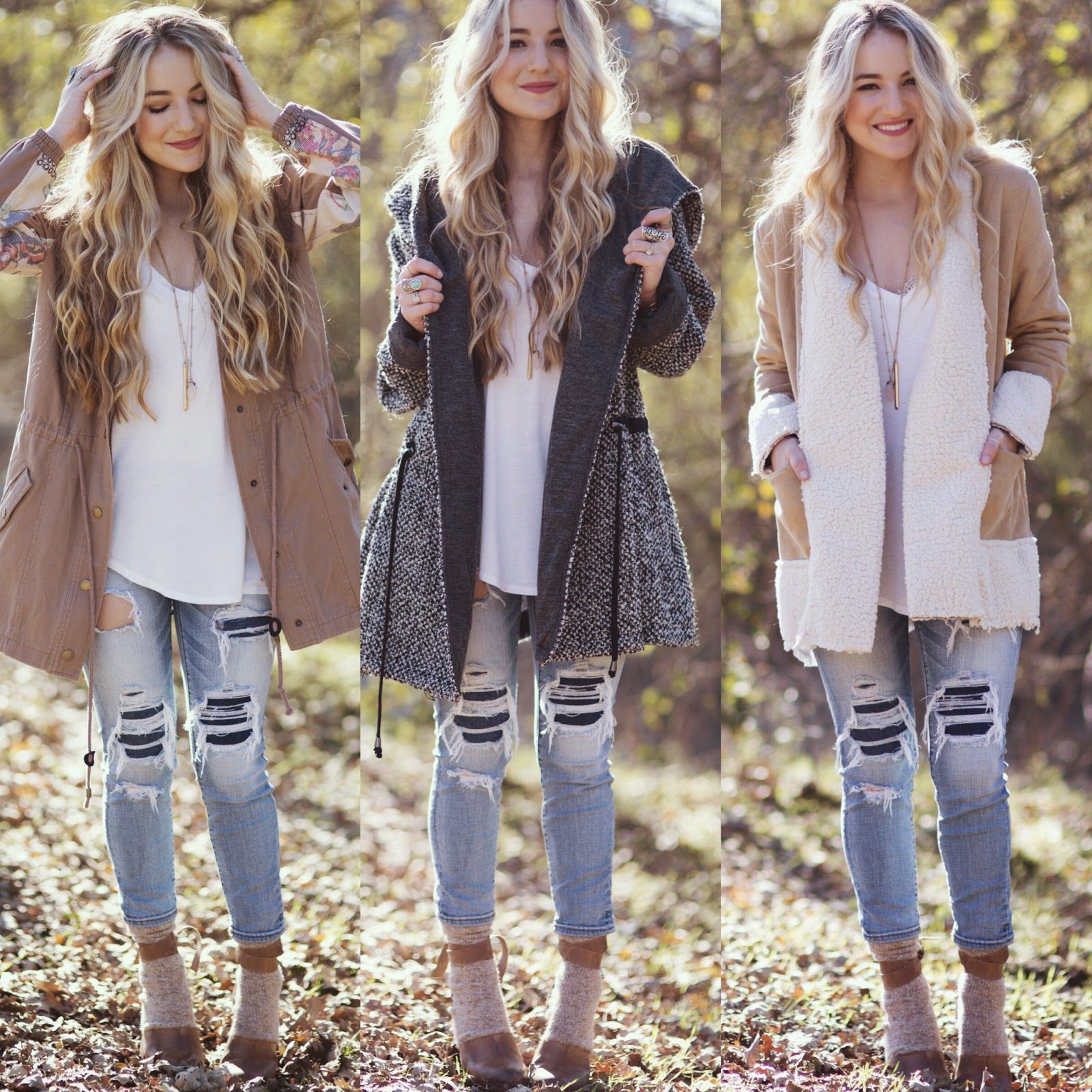 efc4ea10e624 3 Best Jackets for Southern California Winters! www.saralibby.com ...
