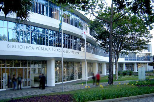 Biblioteca Publica Estadual Luiz De Bessa Belo Horizonte Minas