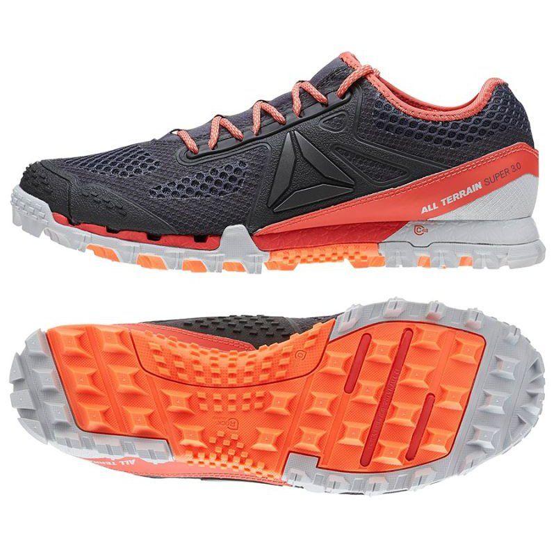 Buty Biegowe Reebok All Terrain W 3 0 Szare Reebok Sneakers Nike Nike Huarache