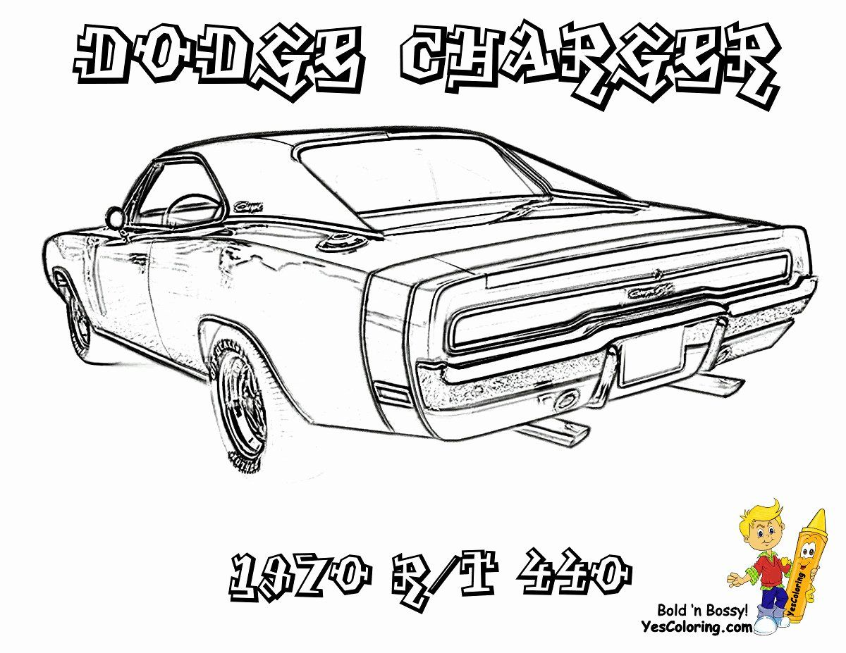 Old Cars Coloring Pages With Images
