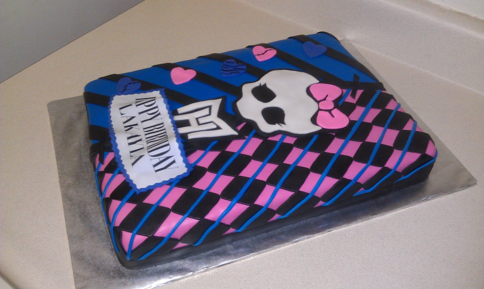 monster high cakes pictures | Monster High Cake | TLite