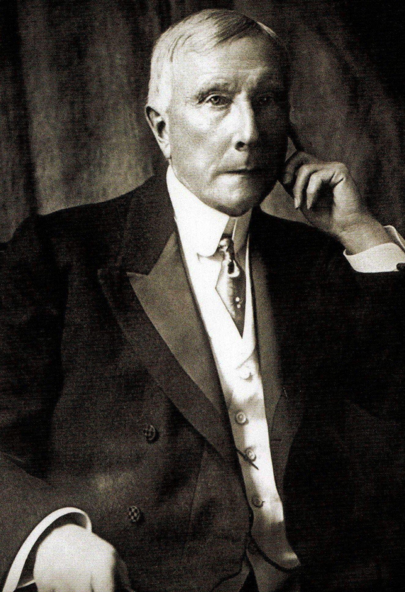 Who was John D. Rockefeller?
