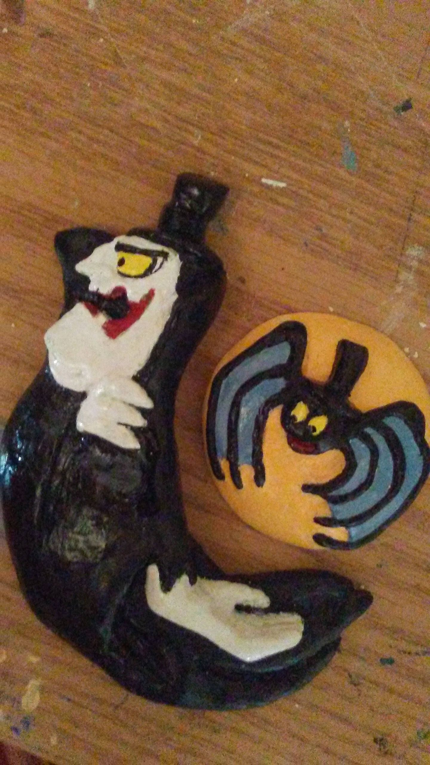 looney tunes halloween decoration bloodcount dracula vampire bat