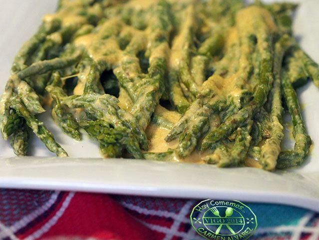 Como Cocinar Esparragos | Esparragos Verdes Con Limon Y Yogur Cocinayrecetas Cocina Del