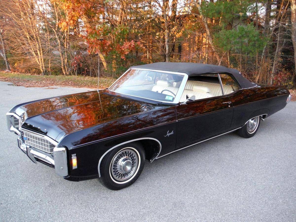33++ 1969 impala convertible high quality