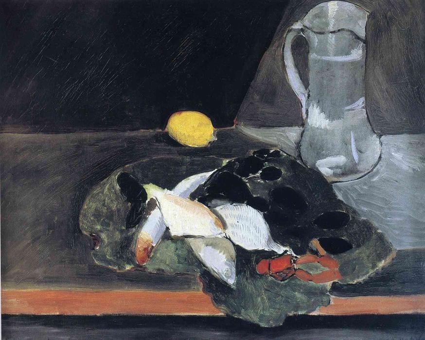 'natureza (11)' por Henri Matisse (1869-1954, France)
