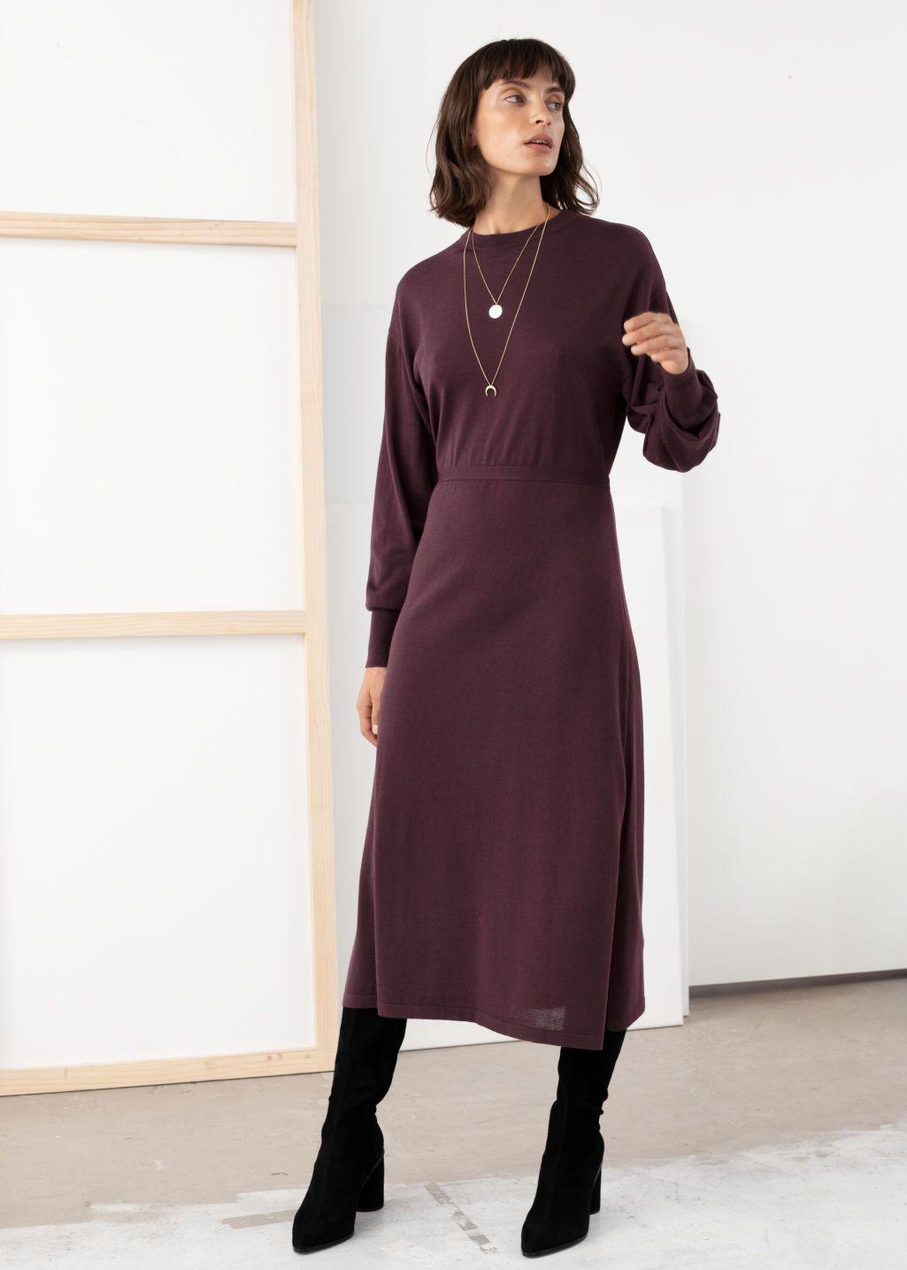 23++ Knitted midi dress ideas