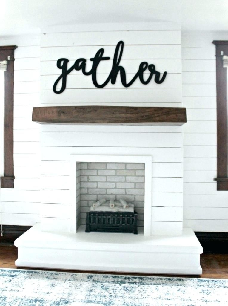 Image Result For Shiplap Above Fireplace Diy Shiplap Fireplace Home Fireplace Home