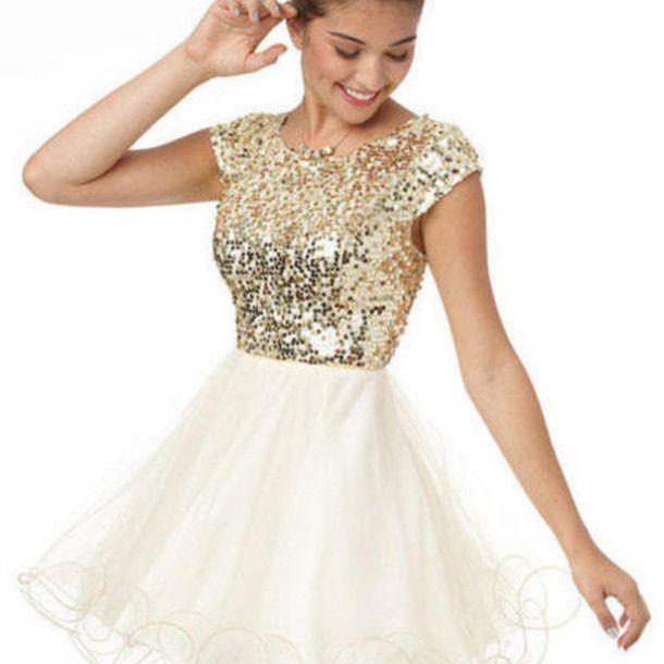 Prom dresses short sequin | Color dress | Pinterest | Sequin ...