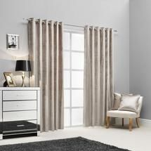 Hotel Silver Blenheim Curtain Collection
