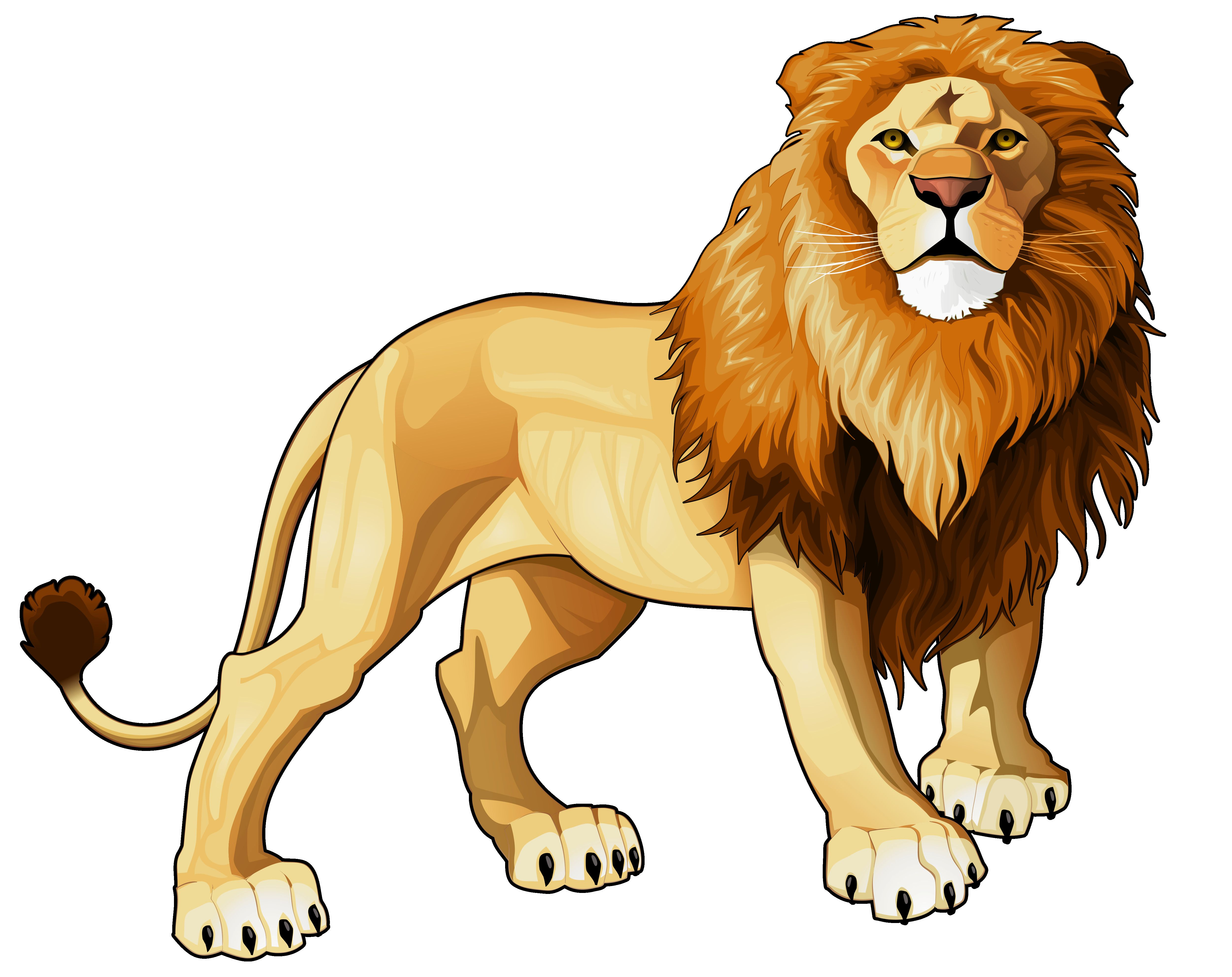 Free Lion Cliparts Download Clip Art On Clipart Inside