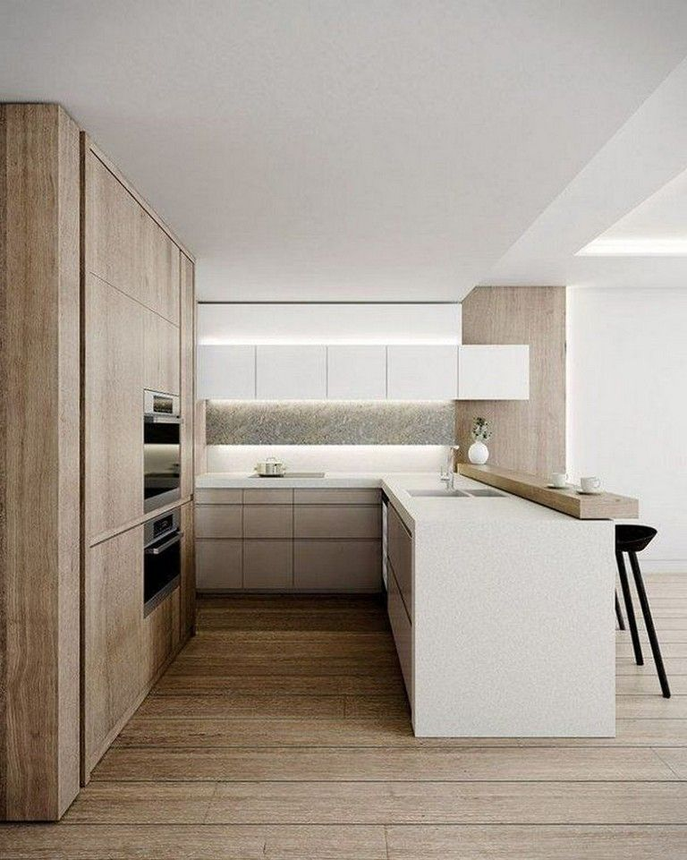 41 marvelous modern small u shape kitchen interior design ideas kitchens kitchendesign on u kitchen interior id=80118