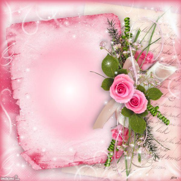 Happy Mother S Day Flower Frame Floral Border Design Rose Frame