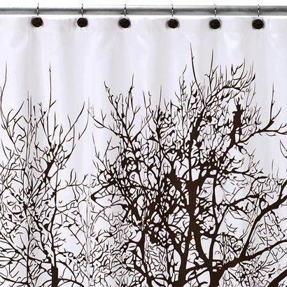 Tree Shower Curtain W Pretty Blue Birds Bought This Today