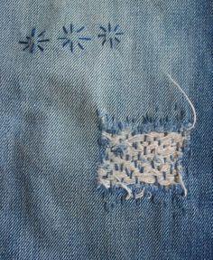 jeans-repair-workshop BORO workskhop