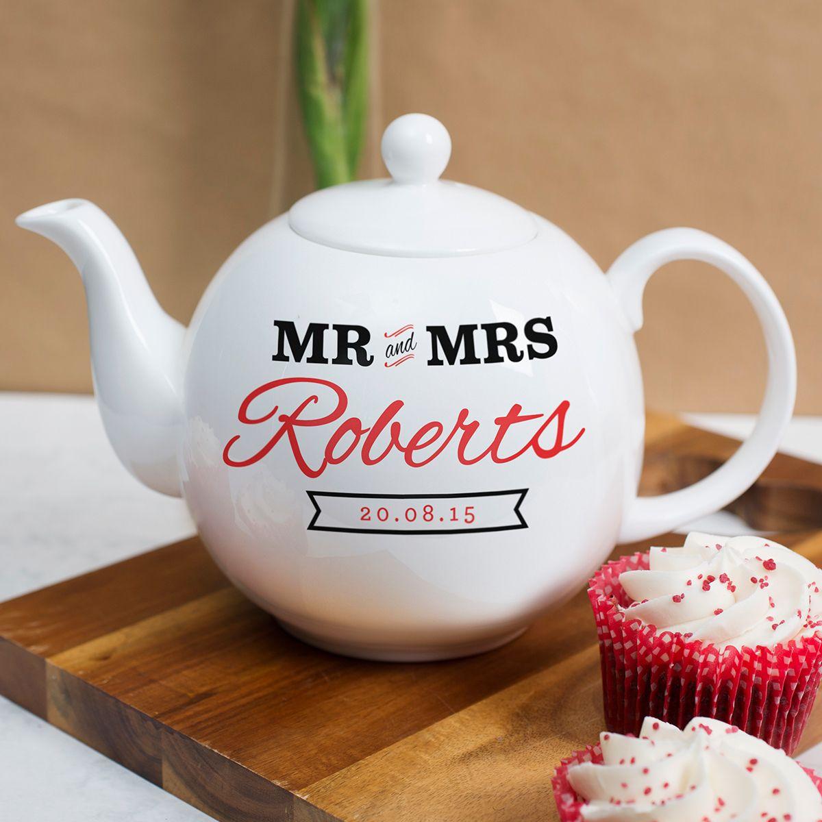 Personalised Wedding Gifts GettingPersonal.co.uk