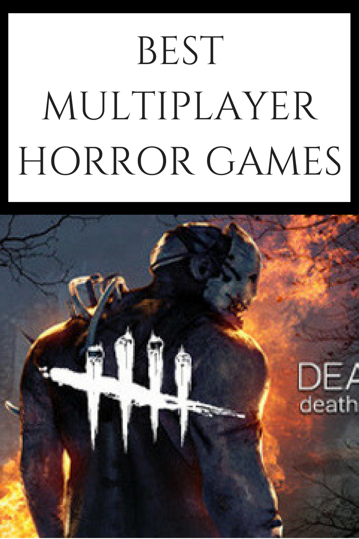 Best Multiplayer Horror Games 8 Different Games To Check